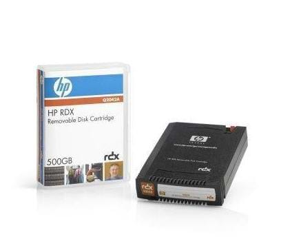Hp 500gb Rdx 500gb Rdx Removable Disk Cartridge Billig