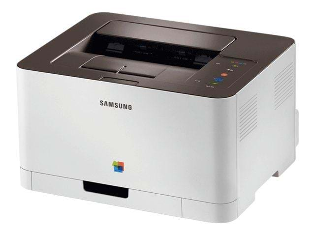 samsung clp 365 laserprinter farve laser billig. Black Bedroom Furniture Sets. Home Design Ideas