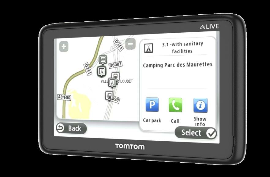 tomtom go live camping eu s tomtom go live camping eu s. Black Bedroom Furniture Sets. Home Design Ideas