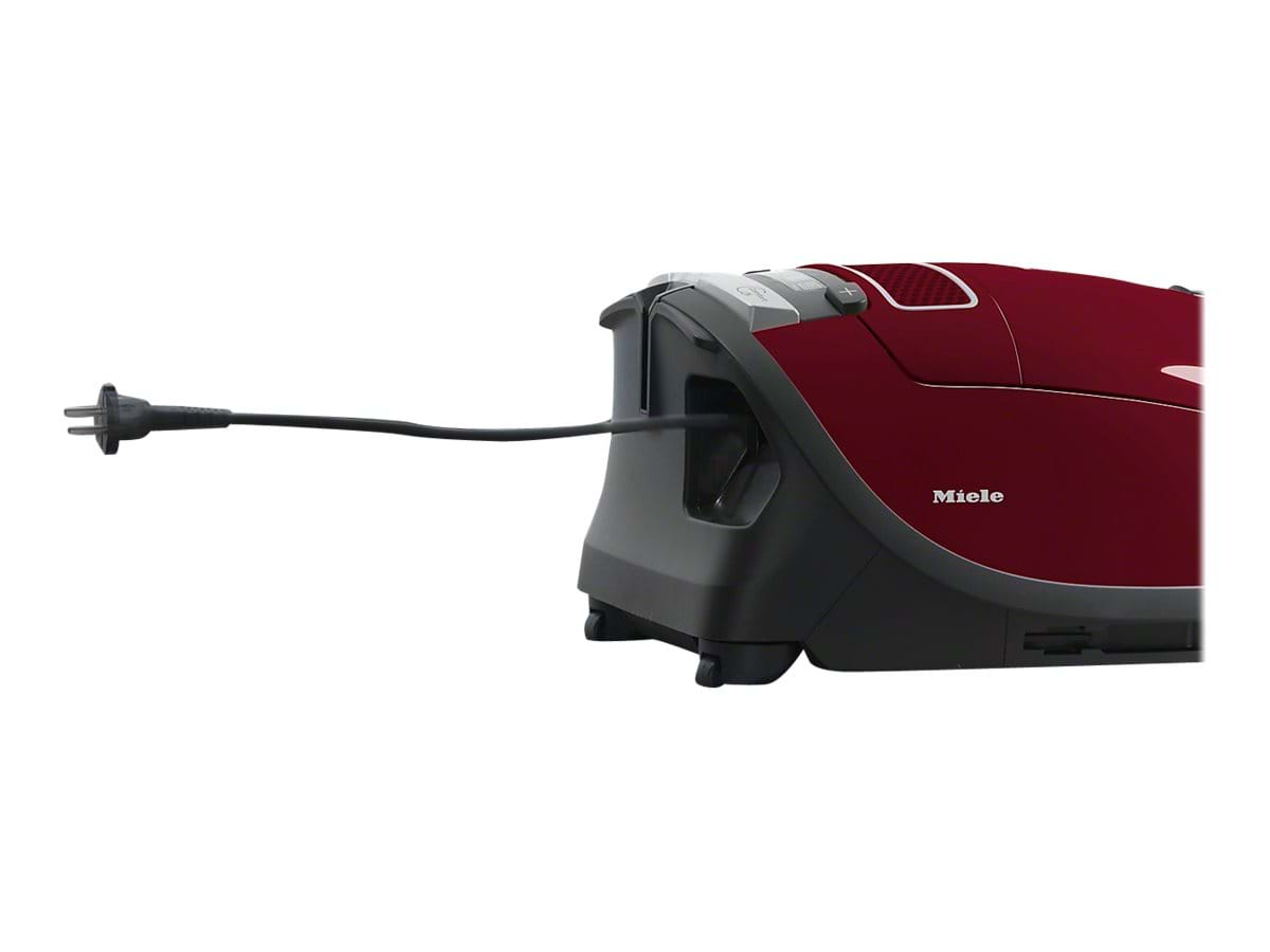 Miele Complete C Cat Dog Bodenstaubsauger Red Raspberry