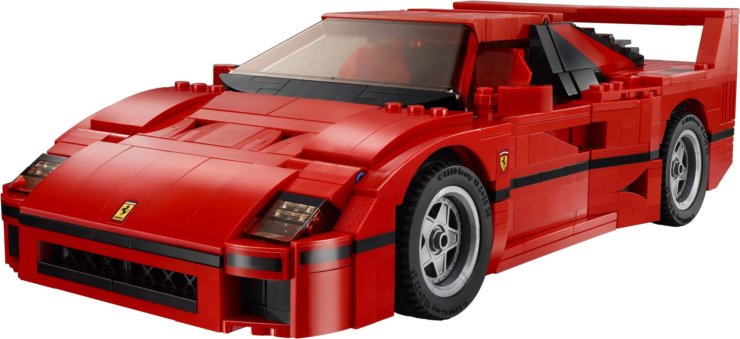lego creator ferrari f40 10248 creator ferrari f40 billig. Black Bedroom Furniture Sets. Home Design Ideas