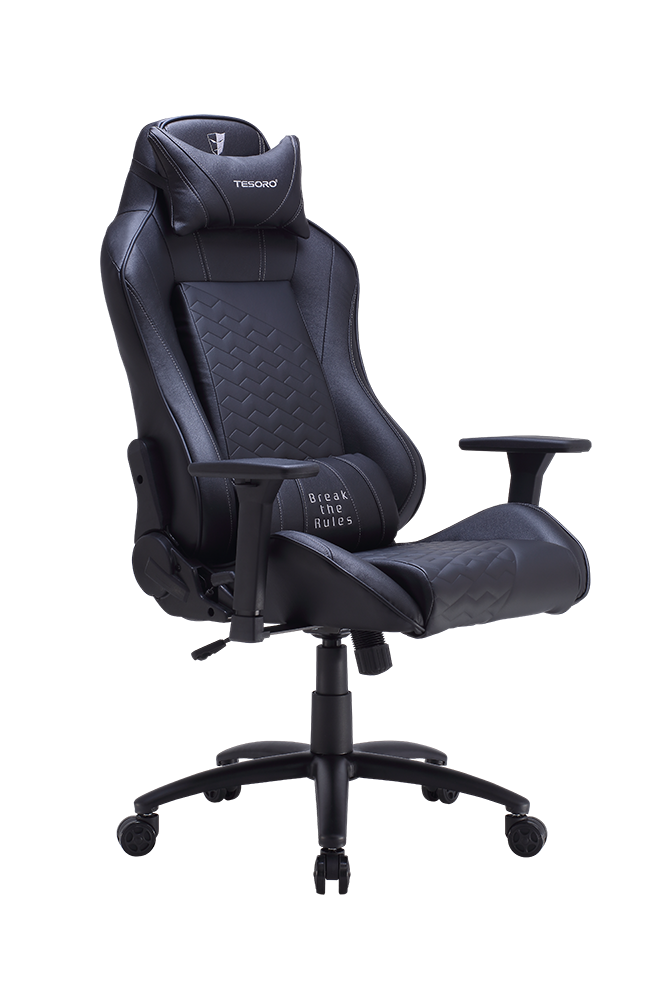 Tesoro Zone Balance Gaming Chair Black Gaming Stuhl