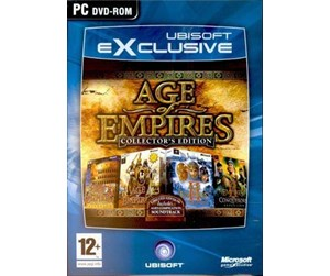 3307210240729 - Age of Empires Collector's - Windows -