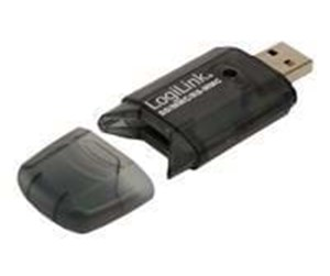 CR0007 - LogiLink USB Card Reader Black