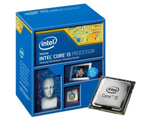 BX80646I54460 - Intel Core i5-4460 Haswell Refresh CPU - 3.2 GHz - Intel LGA1150 - 4 kerner - Intel Boxed