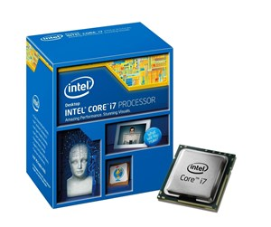 BX80646I74790K - Intel Core i7-4790K Devils Canyon CPU - 4 GHz - Intel LGA1150 - 4 kerner - Intel Boxed