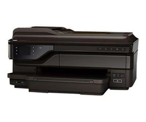 G1X85A#A80 - HP Officejet 7612 Wide Format e-All-in-One Bläckskrivare Multifunktion med fax - Färg - Bläck