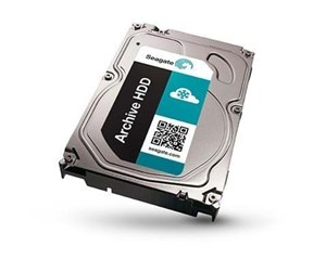"ST8000AS0002 - Seagate Archive HDD ST8000AS0002 Hårddisk - 8 TB - 3,5"" - 5900 rpm - SATA-600 - 128 MB cache"