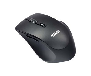 90XB0280-BMU000 - ASUS WT425 - Wireless Mouse - Black - Mus - Optisk - 6 knapper - Sort
