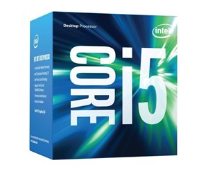 BX80662I56600 - Intel Core i5-6600 Skylake CPU - 3.3 GHz - Intel LGA1151 - 4 kerner - Intel Boxed