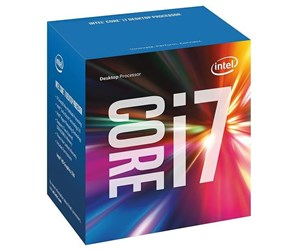 BX80662I76700 - Intel Core i7-6700 Skylake CPU - 3.4 GHz - Intel LGA1151 - 4 kerner - Intel Boxed