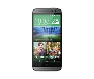 99HYK018-00 - HTC One M8 - Grey (EU)