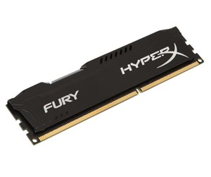 HX316LC10FB/8 - Kingston HyperX Fury DDR3L-1600 SC 8GB