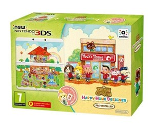 2207532 - Nintendo New 3DS (Animal Crossing Bundle)