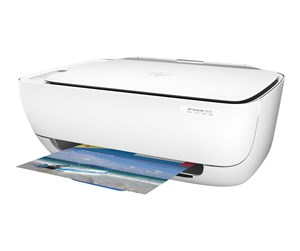 K4T99B#BHB - HP Deskjet 3630 All-in-One Blækprinter Multifunktion - Farve - Blæk