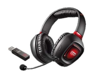 70GH022000003 - Creative Sound Blaster Tactic3D Rage Wireless V2.0 - Röd