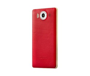 950BTRGWN - Mozo Lumia 950 BackCover - Red