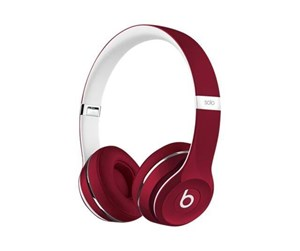 ML9G2ZM/A - Apple Beats by Dr. Dre Solo2 - Luxe-utgåva - h - Röd