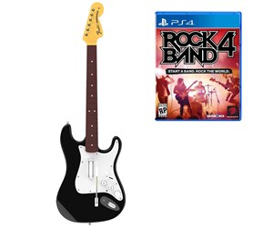 728658047832 - Rock Band 4 - Sony PlayStation 4 - Musik