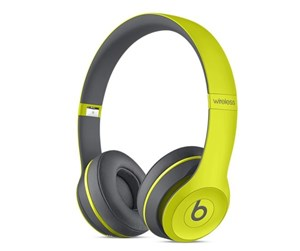 MKQ12ZM/A - Apple Beats Solo2 Wireless - Active Yellow