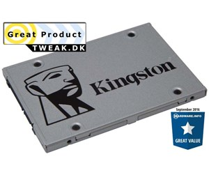 SUV400S37/240G - Kingston SSDNow UV400 SSD - 240GB