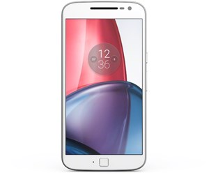 SM4364AD1T1 - Lenovo Moto G Plus (4th Gen) - White (Dual SIM)