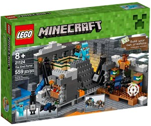 21124 - LEGO Minecraft The End Portal - 21124