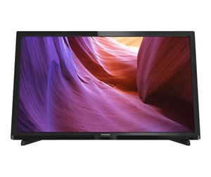 "24pht4000/12 - Philips 24"" Fladskærms TV 24PHT4000 - LED - 720p -"