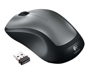 910-003986 - Logitech M310 Wireless Mouse - Mus - Laser - 3 knapper - Sølv