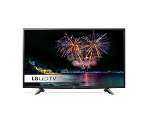 "43LH510V - LG 43"" Flatskjerm-TV 43LH510V - LED - 1080p Full HD - Sort"