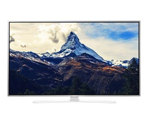 "43UH664V - LG 43"" Fladskærms TV 43UH664V - LED - 4K UHDTV (2160p) - Sort sølv"