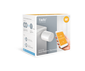 TAD-101916 - Tado Smart Radiator Thermostat Starter Kit