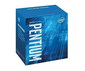 BX80677G4560 - Intel Pentium G4560 Kaby Lake CPU - 3.5 GHz - Intel LGA1151 - 2 kerner - Intel Boxed