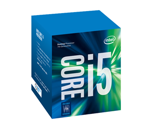 BX80677I57500 - Intel Core i5-7500 Kaby Lake Prosessor - 3.4 GHz - Intel LGA1151 - 4 kjerner (Quad-Core) - Intel Boxed