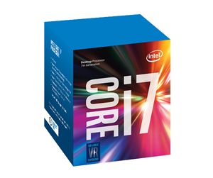 BX80677I77700 - Intel Core i7-7700 Kaby Lake Prosessor - 3.6 GHz - Intel LGA1151 - 4 kjerner (Quad-Core) - Intel Boxed