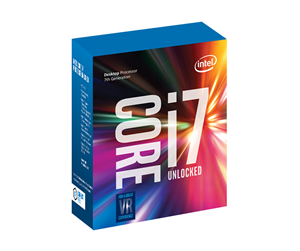 BX80677I77700K - Intel Core i7-7700K Kaby Lake CPU - 4.2 GHz - Intel LGA1151 - 4 kerner - Intel Boxed