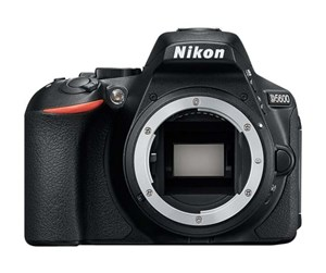VBA500AE - Nikon D5600 Body - Black