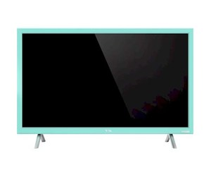 "H24E4463 - Thomson 24"" Flatskjerm-TV TCL LED TV 24'' HD - Aqua - LED - - Blå"