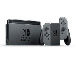 2500066 - Nintendo Switch With Joy-Con - Grey