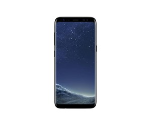 SM-G950FZKANEE - Samsung Galaxy S8 - Midnight Black