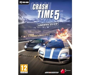 4017244031116 - Crash Time 5: Undercover - Windows - Racing