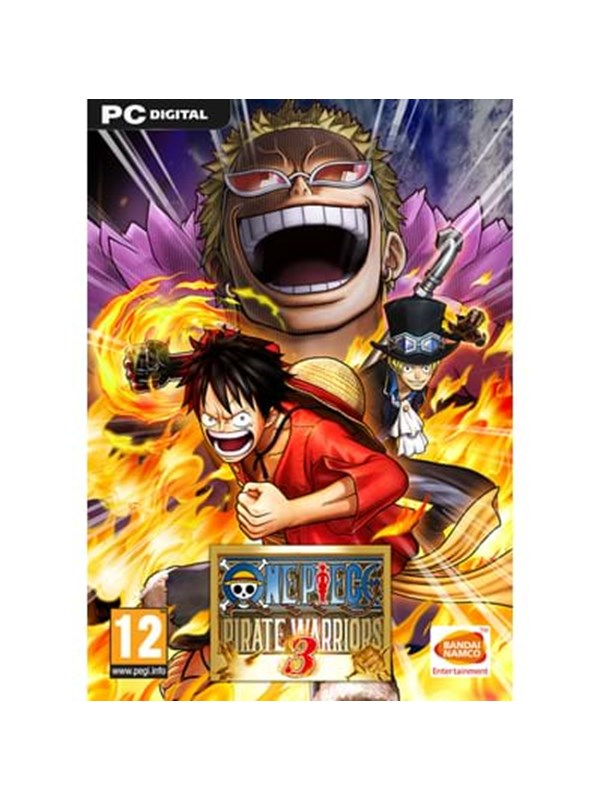 One Piece Pirate Warriors 3 - Windows - Action 796269