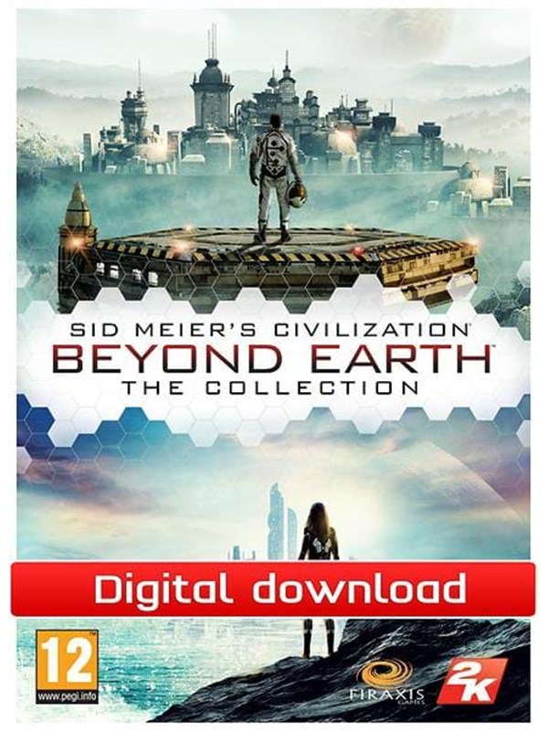 Sid Meier's Civilization Beyond Earth: The Collection - Windows - Strategi 799224