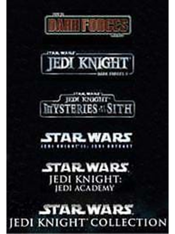 Star Wars Jedi Knight Collection - Windows - Action 794005