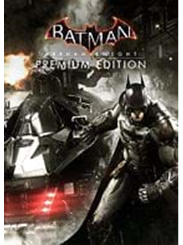Batman: Arkham Knight - Premium Edition - Windows - Action 795111