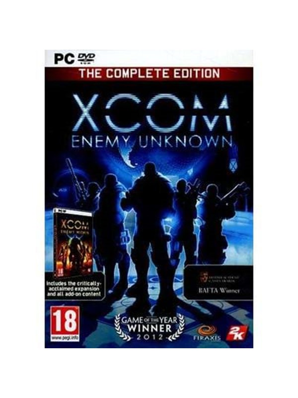 XCOM: Enemy Unknown - Complete Edition - Windows - Strategi 775641