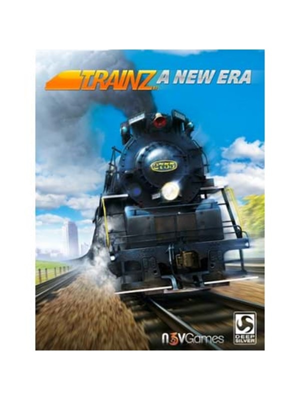 Trainz: A New Era - Windows - Simulation 789606