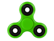 HandFidgetGreen - Fidget Spinner Anti Stress Green