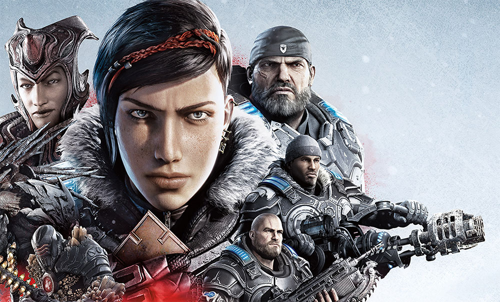 AMD Gears 5 Header Mobile