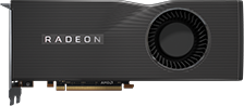 AMD Radeon RX Graphic Card